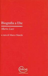 Biografia a Ebe