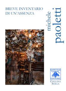 Breve inventario di un'assenza - Michele Paoletti - copertina