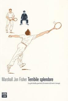 Antondemarirreguera.es Terribile splendore. La più bella partita di tennis di tutti i tempi Image