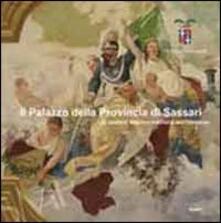 Il palazzo della provincia di Sassari - Antonella Carmarda - copertina