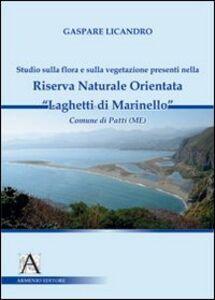 Riserva naturale orientata laghetti di Marinello. Studio sulla flora e sulla vegetazione