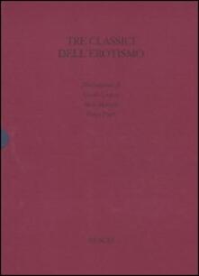 Squillogame.it Tre classici dell'erotismo. Ediz. illustrata Image