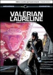 Radiospeed.it Valérian e Laureline agenti spazio-temporali. Vol. 4 Image