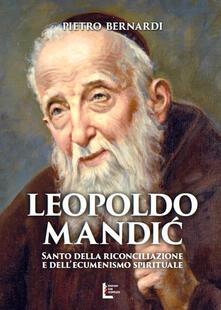 Promoartpalermo.it Leopoldo Mandic. Santo della riconciliazione e dell'ecumenismo spirituale Image