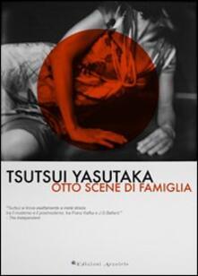 Otto scene di famiglia - Yasutaka Tsutsui - copertina
