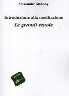 3tsportingclub.it Introduzione alla meditazione. Le grandi scuole Image