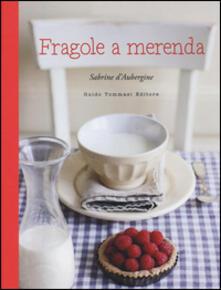 Capturtokyoedition.it Fragole a merenda Image