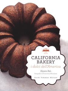 California bakery. I dolci dell'America