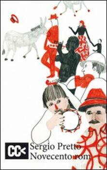 Novecento rom - Sergio Pretto - copertina