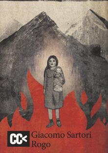 Rogo - Giacomo Sartori - copertina
