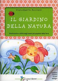 Il giardino della natura - Gianumberto Accinelli - copertina