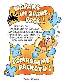 Grandtoureventi.it Napake in spake, proc! Pomagajmo Packotu! Image