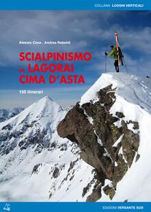 Winniearcher.com Scialpinismo in Lagorai e Cima d'Asta. 150 itinerari Image