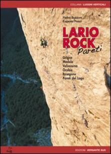 Lario rock. Pareti. Grigne, Medale, Valsassina, Orobie, Resegone, Pareti del Lagonglese.pdf