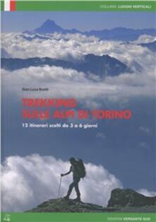 Lascalashepard.it Trekking sulle Alpi di Torino. 12 itinerari scelti dai 3 ai 6 giorni Image