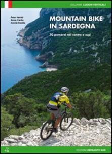 Parcoarenas.it Mountain bike in Sardegna. 70 percorsi nel centro e nel sud Image