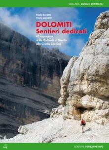 Dolomiti. Sentieri dedicati. 45 escursioni dalle Dolomiti del Brenta alla Cresta Carnica.pdf