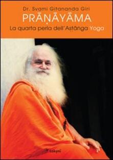 Parcoarenas.it Pranayama. La quarta perla dell'ashtanga yoga. Ediz. multilingue Image