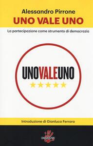 Uno vale uno. La partecipazione come strumento di democrazia