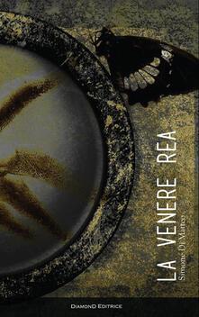 La venere Rea - Simone Di Matteo - copertina