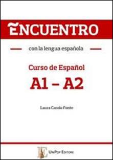 Winniearcher.com Encuentro con la lengua española. A1-A2. Curso de español. Con CD Audio Image