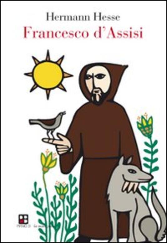 Francesco d'Assisi - Hermann Hesse - copertina