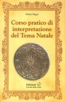 Listadelpopolo.it Corso pratico di interpretazione del tema natale Image
