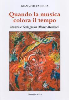Writersfactory.it Quando la musica colora il tempo. Musica e teologia in Olivier Messiaen Image