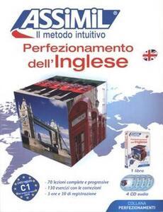 Perfezionamento dell'inglese. Con 4 CD Audio