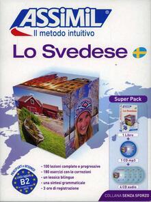 Listadelpopolo.it Lo svedese. Con 4 CD Audio. Con CD Audio formato MP3 Image