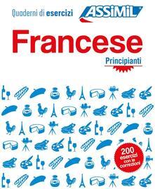 Daddyswing.es Francese. Quaderno di esercizi. Principianti Image