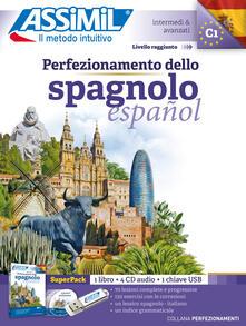 Perfezionamento dello spagnolo. Con 4 CD-Audio. Con audio MP3 su memoria USB.pdf
