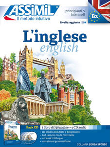 L' inglese. Con 4 CD-Audio