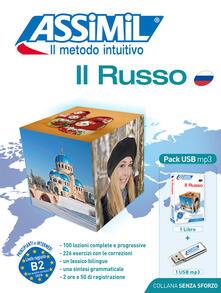 Antondemarirreguera.es Il russo. Livello B2. Con USB Flash Drive Image