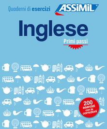 Listadelpopolo.it Inglese. Quaderno di esercizi. Primi passi Image