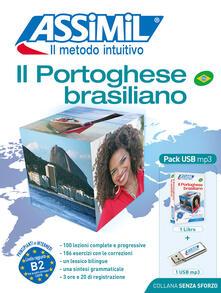 Radiospeed.it Il portoghese brasiliano. Con audio MP3 su memoria USB Image