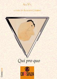 Camfeed.it Qui pro quo Image