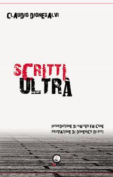 Vitalitart.it Scritti ultrà Image