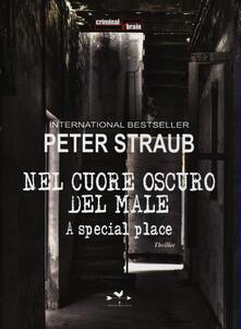 Nel cuore oscuro del male. A special place - Peter Straub - copertina
