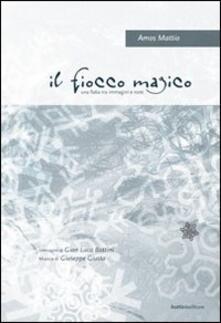 Promoartpalermo.it Il fiocco magico. Una fiaba tra immagini e note. Con DVD Image