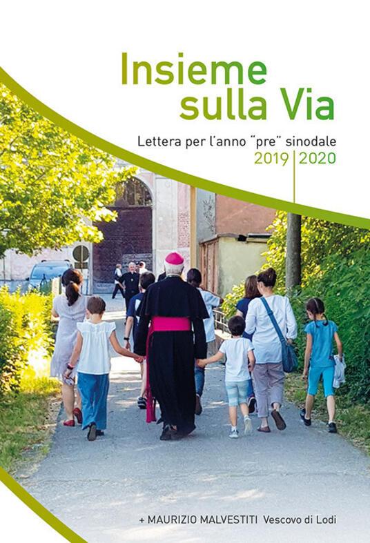 Insieme sulla via. Lettera per l'anno «pre» sinodale 2019/2020 - Maurizio Malvestiti - copertina
