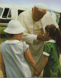 Pope Wojtyla. The early years