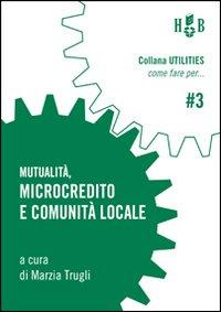 Mutualità, microcredito e c...