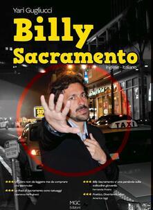 Billy sacramento - Yari Gugliucci - copertina