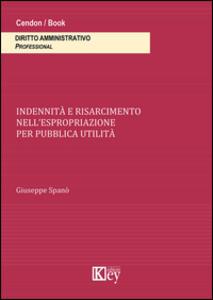 Indennità e risarcimento nell'espropriazione per pubblica utilità