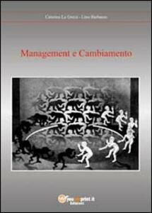 Management e cambiamento