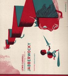 Jabberwocky - Lewis Carroll,Raphaël Urwiller - copertina