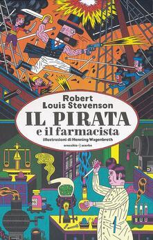 Antondemarirreguera.es Il pirata e il farmacista. Ediz. illustrata Image