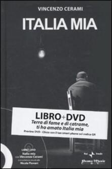 Warholgenova.it Italia mia. Con DVD Image