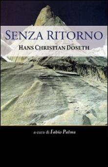 Senza ritorno. Hans Christian Doseth.pdf